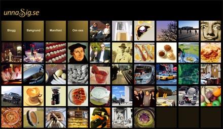 Våra bästa tips och berättelser finns samlade på www.unnasig.se!